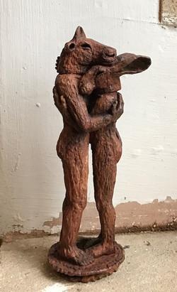 Hugging, Small