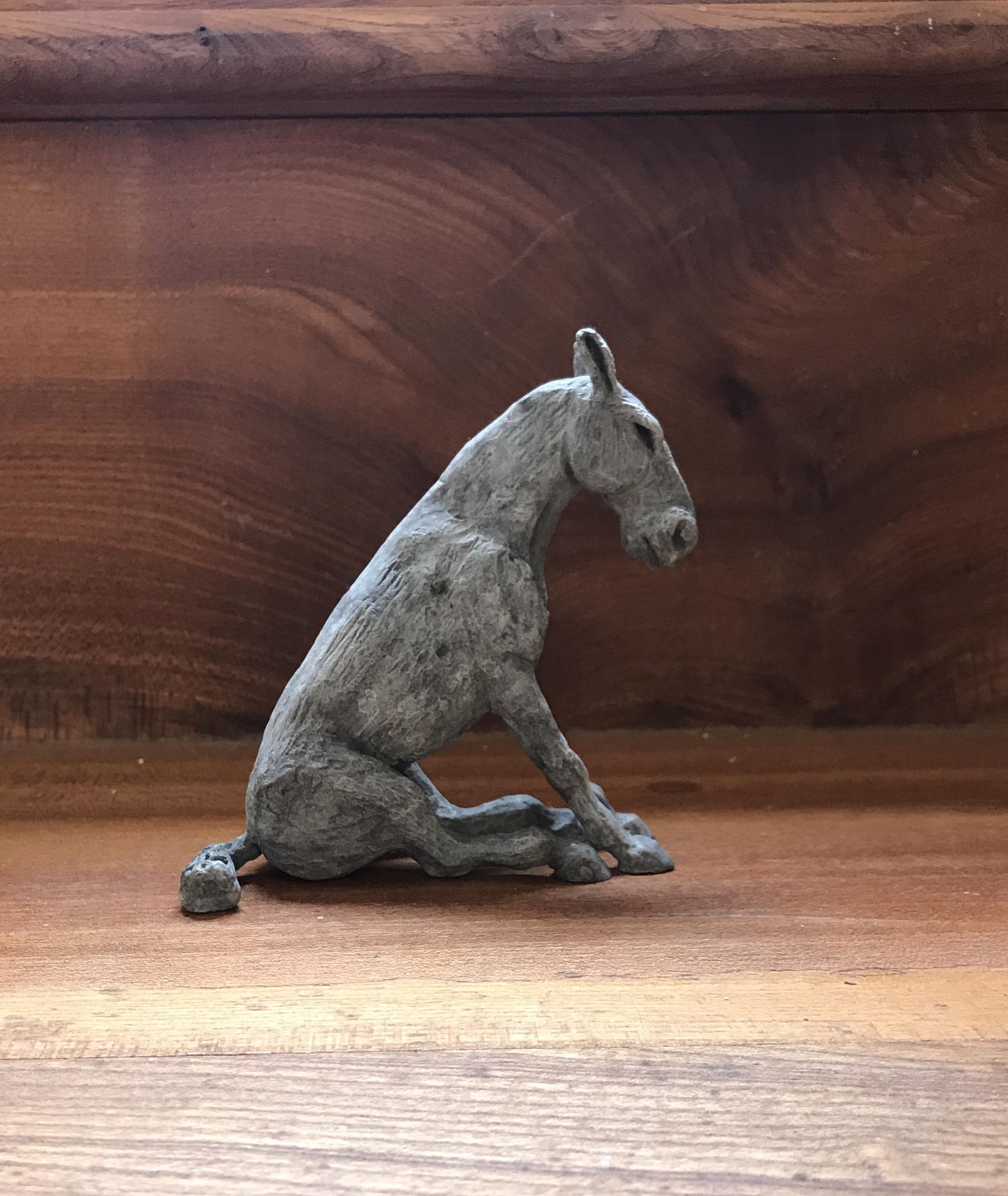 Sitting Horse