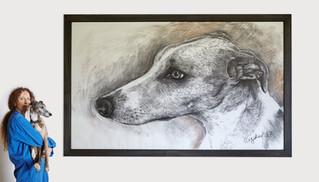 Sophie Ryder 'DOG SHOW'