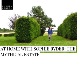 At Home with Sophie Ryder: The Mythical Estate