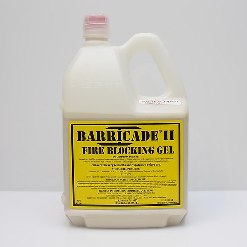 BARRICADE II SINGLE CONTAINER 3.8L