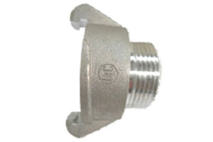 "3/4"" (19mm) Forestry Coupling PQCA-38-19-M BSP"