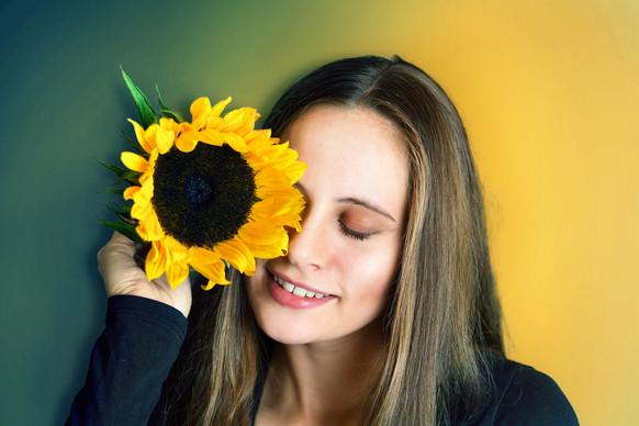 Happy Like A Sunflower