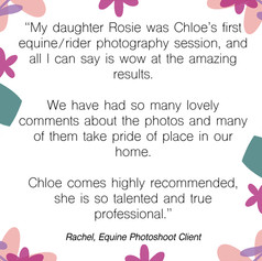 photography review - rachel and rosie to