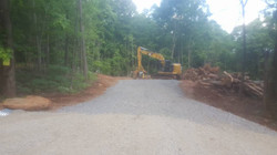 new house site