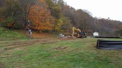 barn is gone