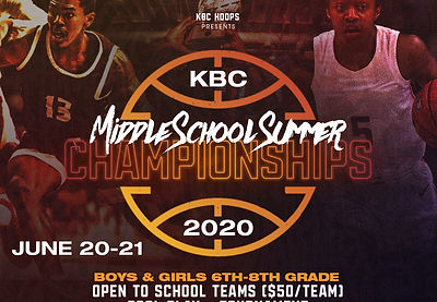 KBC Middle School Summer Championships.J