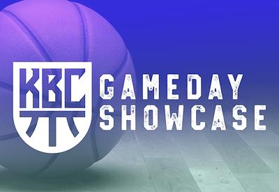 KBC Gameday Showcase