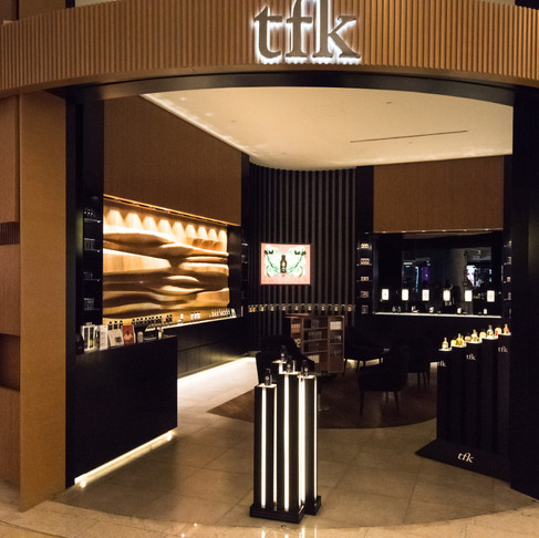 TFK. The best olfactive kitchen available