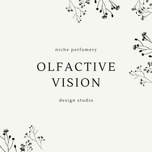 Olfactive Vision, niche perfumery design studio