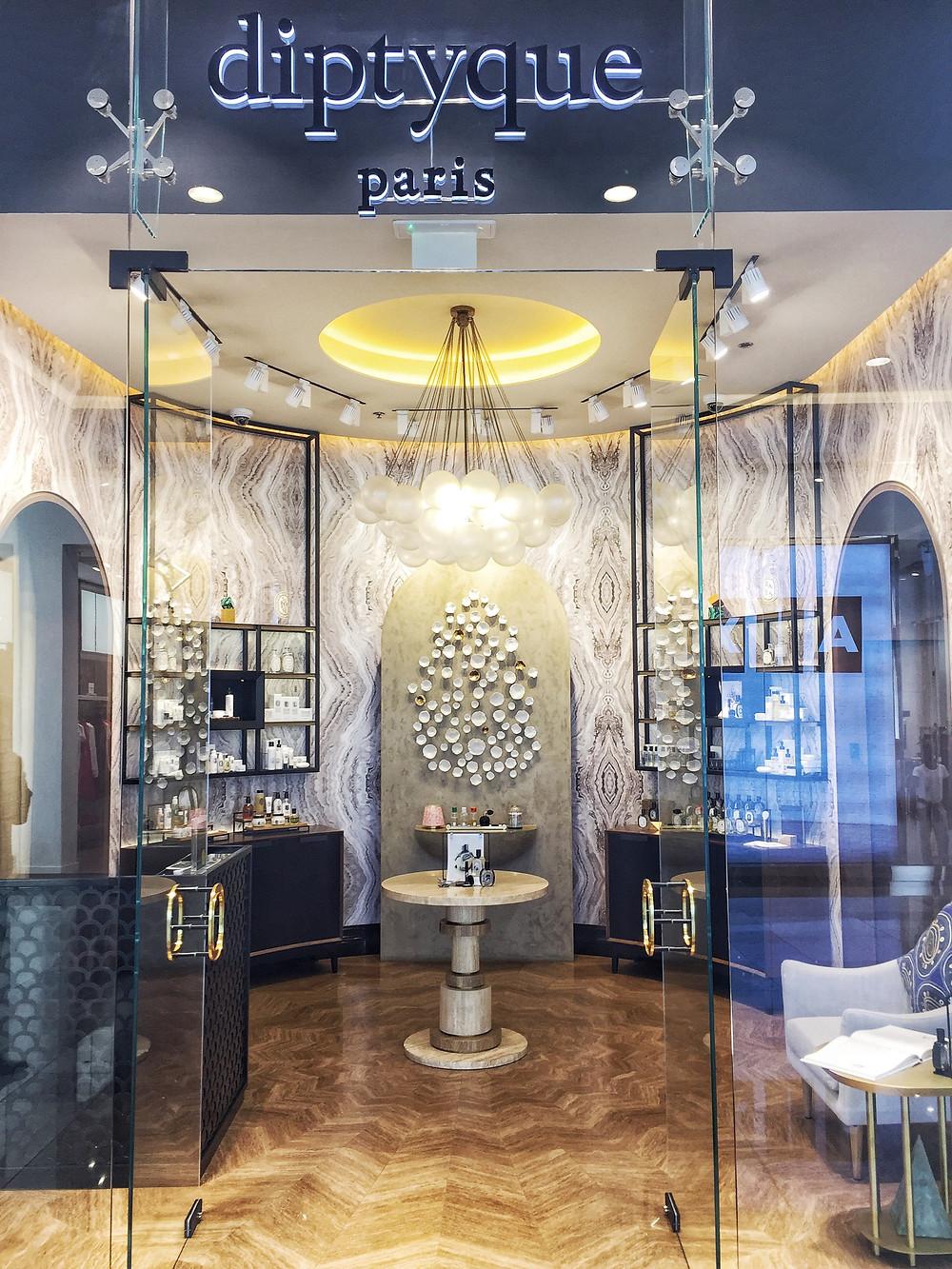 Diptyque Perfumes in Festoval City Dubai