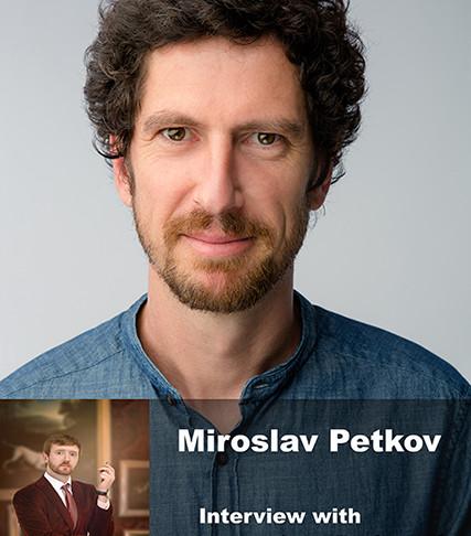 Talks with Perfumer Miroslav Petkov