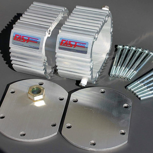 Made in USA Fast Coolers with Aluminum Covers /  Sight Glass