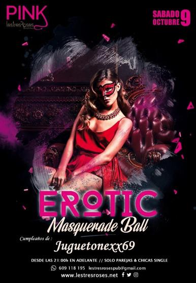 Erotic Masquerade.