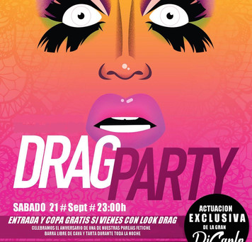 DRAG PARTY
