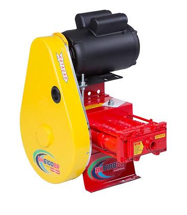 Lavadora Média Pressão Hidromar BH 6100 - Fixa Trifásico C/ Motor