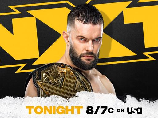 NXT 10/9/2020