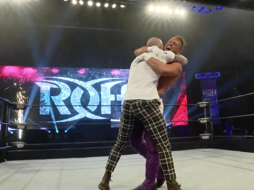 Ring Of Honor 11/20/2020