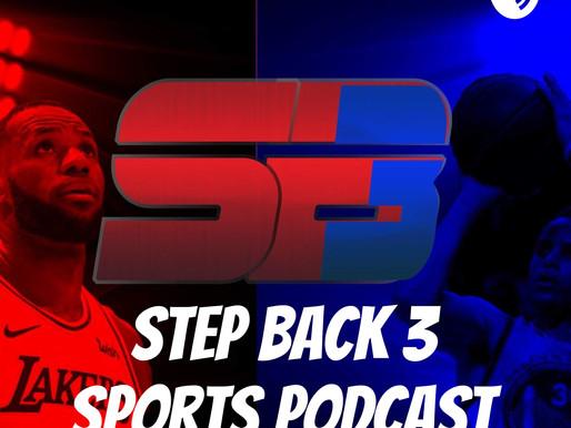 Stepback 3 Podcast