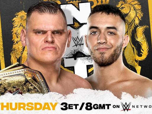 NXT UK 1/14/2021