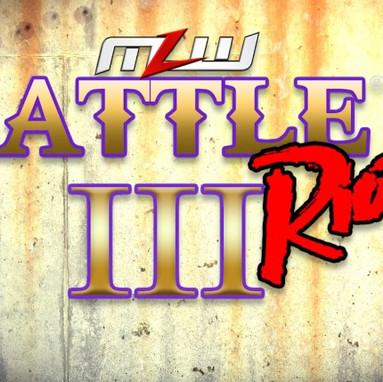 Battle Riot 3 (July 24, 2021)