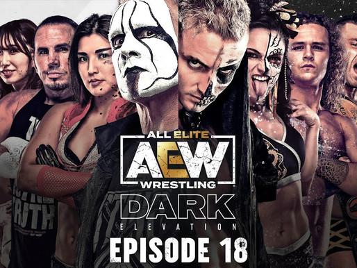 AEW Dark: Elevation 7/12/2021