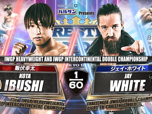 Wrestle Kingdom 15 Night 2 1/5/2021