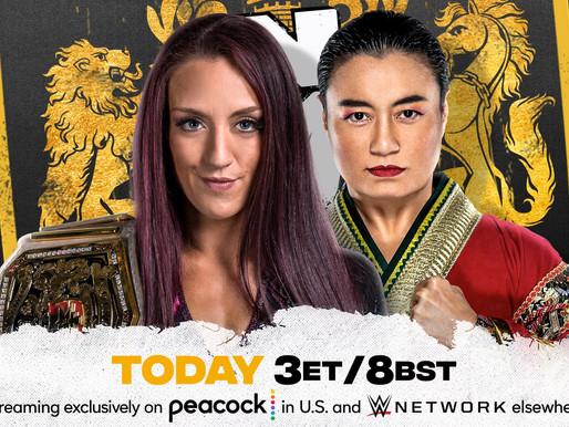 NXT UK 6/10/2021