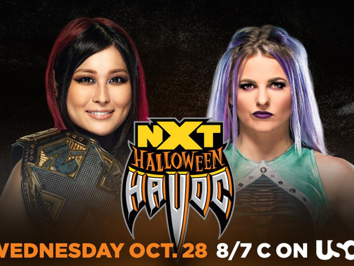 NXT 10/28/2020