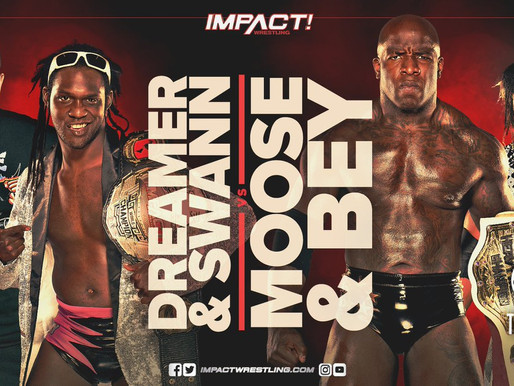 Impact Wrestling 2/2/2021