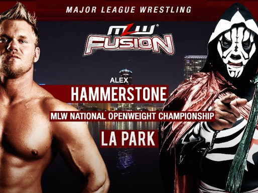 MLW Fusion 3/10/2021