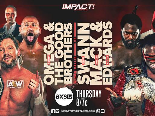 Impact Wrestling 4/8/2021