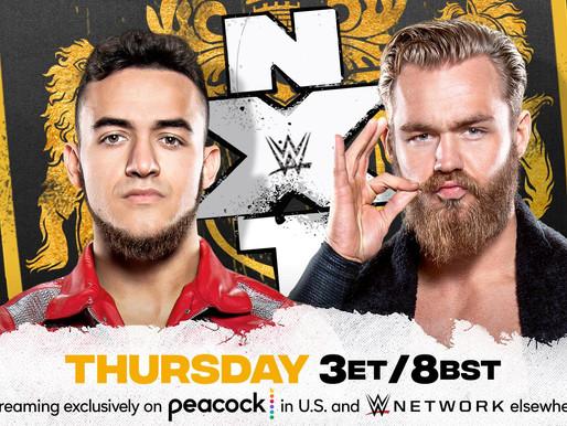 NXT UK 5/20/2021