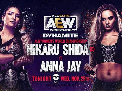 Wednesday Night Dynamite 11/25/2020