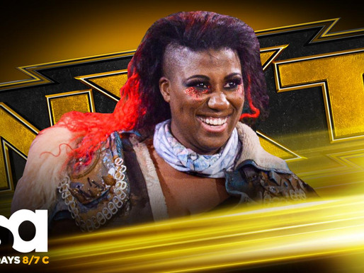 NXT 10/7/2020