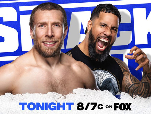 Friday Night Smackdown 10/30/2020