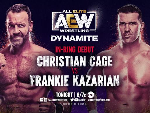 Wednesday Night Dynamite 3/31/2021
