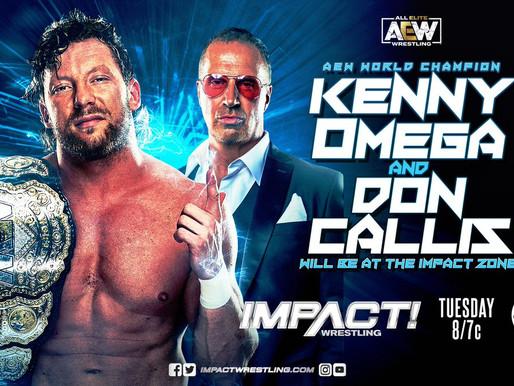 Impact Wrestling 1/12/2021
