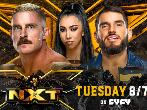 NXT 8/3/2021