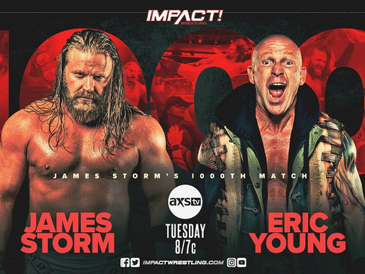 Impact Wrestling 3/30/2021