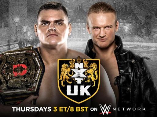 NXT UK 10/22/2020