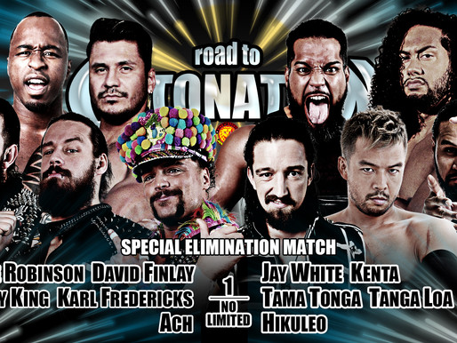 NJPW Strong 12/4/2020