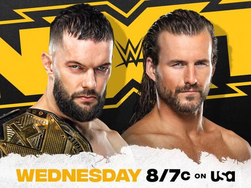 NXT 3/11/2021