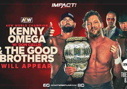 Impact Wrestling 1/5/2021