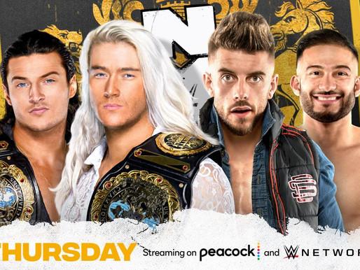 NXT UK 4/1/2021