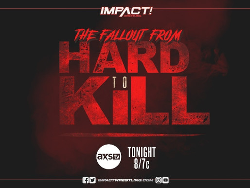 Impact Wrestling 1/19/2021