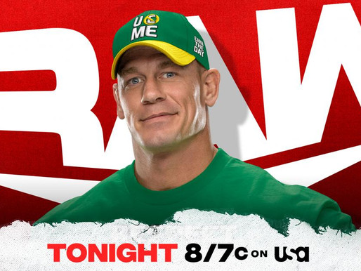 Monday Night Raw 7/19/2021