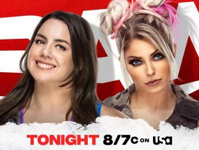 Monday Night Raw 11/23/2020