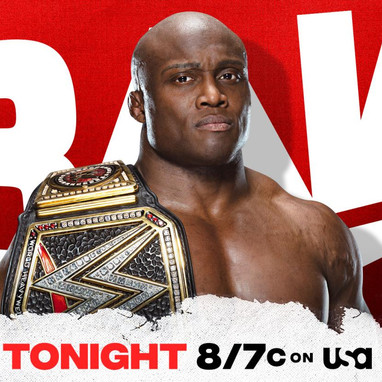 Monday Night Raw 4/12/2021