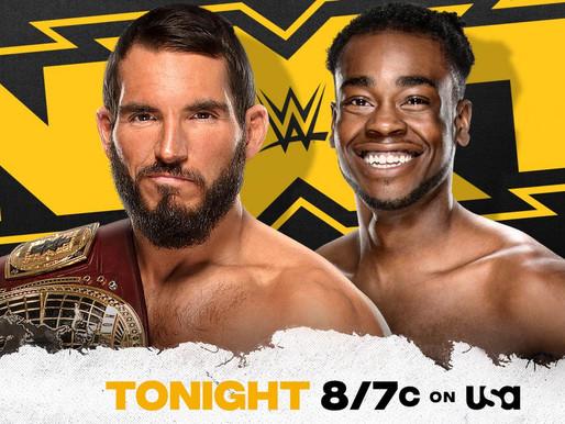 NXT 12/30/2020